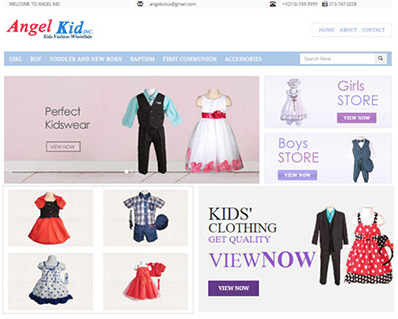 e commerce website3